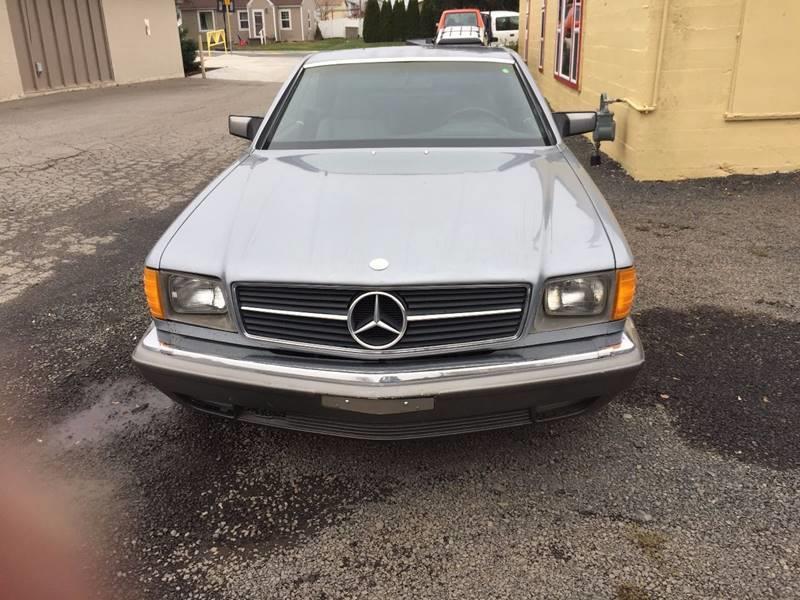 1983 Mercedes-Benz 380-Class 2