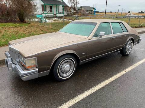1980 Cadillac Seville For Sale In Columbus Oh Carsforsale Com