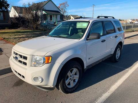 Ford Escape Hybrid For Sale >> Used Ford Escape Hybrid For Sale In San Jose Ca Carsforsale Com