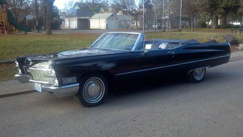 1968 Cadillac DeVille for sale in Spangle, WA