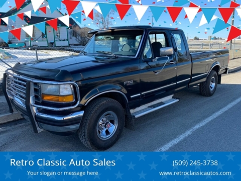 1992 Ford F-150 for sale in Spangle, WA