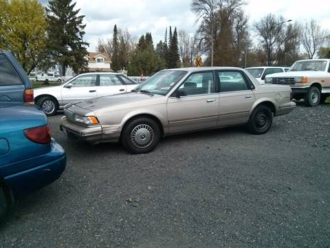 1996 Buick Century for sale at Retro Classic Auto Sales - Modern Cars in Spangle WA