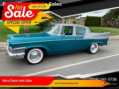 1958 Studebaker Commander for sale in Spangle, WA