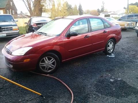 2001 Ford Focus for sale in Spangle, WA