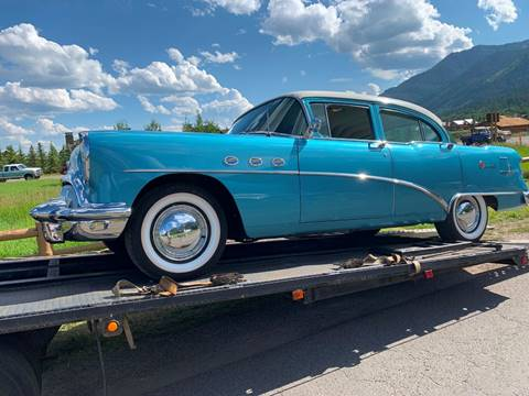 1954 Buick 40 Special for sale in Spangle, WA