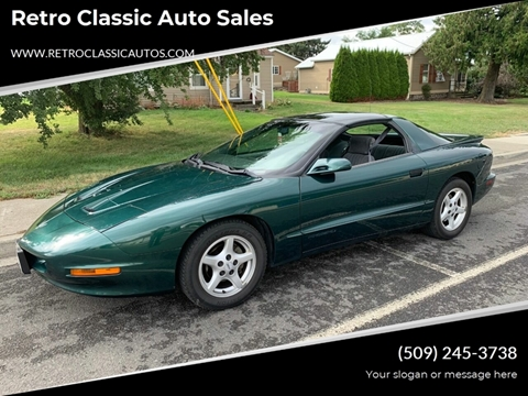 1997 Pontiac Firebird for sale in Spangle, WA