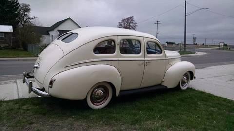 1940 Mercury sedan for sale in Spangle, WA