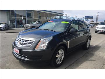 2015 Cadillac SRX for sale in Eureka, CA