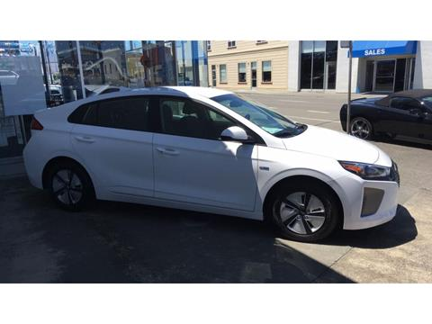 2017 Hyundai Ioniq Hybrid for sale in Eureka, CA