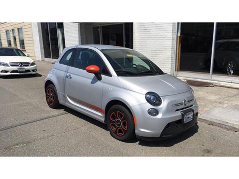2014 FIAT 500e for sale in Eureka, CA
