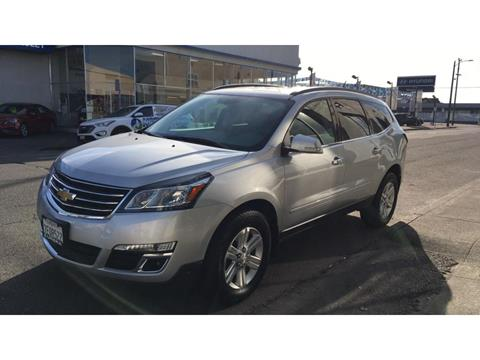 2014 Chevrolet Traverse for sale in Eureka, CA