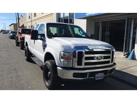 2008 Ford F-250 Super Duty for sale in Eureka, CA