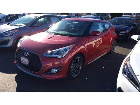 2016 Hyundai Veloster Turbo for sale in Eureka, CA