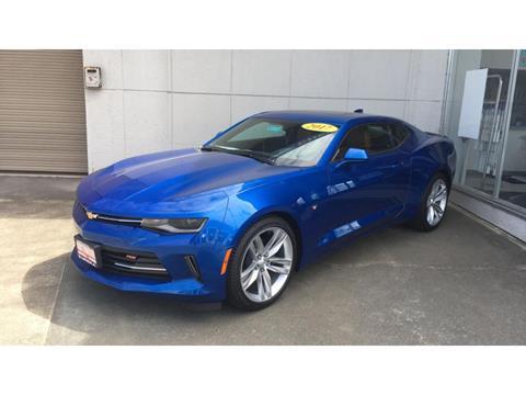 2017 Chevrolet Camaro for sale in Eureka, CA