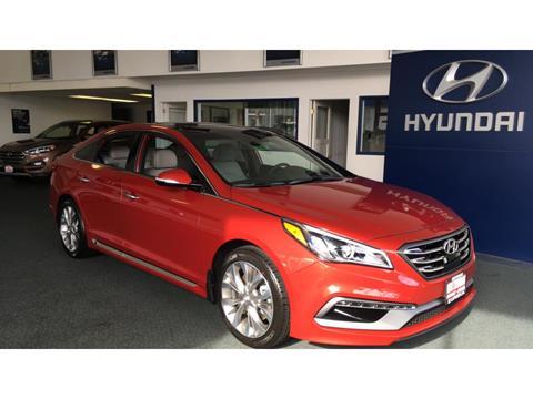 2017 Hyundai Sonata for sale in Eureka, CA