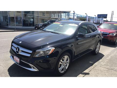 2016 Mercedes-Benz GLA for sale in Eureka, CA