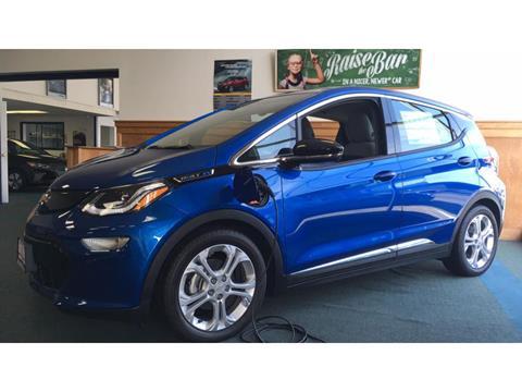 2017 Chevrolet Bolt EV for sale in Eureka, CA