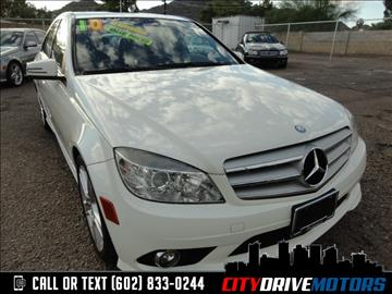 2010 Mercedes-Benz C-Class for sale in Phoenix, AZ