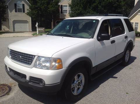 2003 Ford Explorer for sale in Marietta, GA