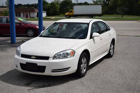 2009 Chevrolet Impala for sale in Plainfield, IN