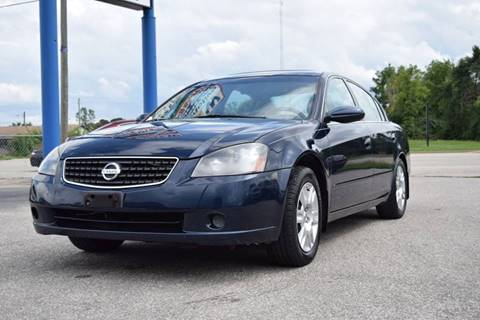2005 Nissan Altima for sale in Plainfield, IN