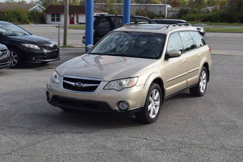 2008 Subaru Outback for sale in Plainfield, IN