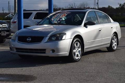 2006 Nissan Altima for sale in Plainfield, IN
