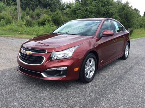 2015 Chevrolet Cruze for sale in Newton, NC