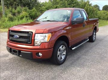 2014 Ford F-150 for sale in Newton, NC