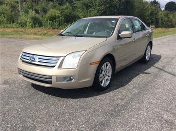 2007 Ford Fusion for sale in Newton, NC