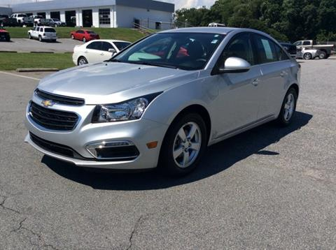 2015 Chevrolet Cruze for sale in Newton NC