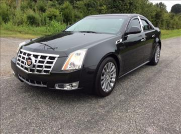 2012 Cadillac CTS for sale in Newton, NC