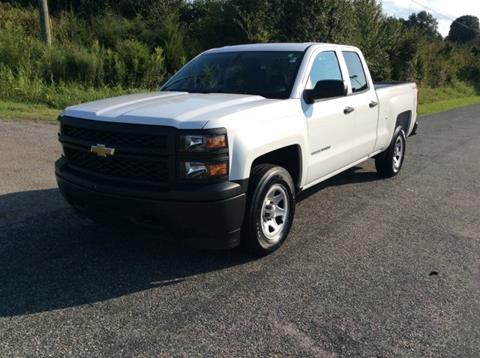 2015 Chevrolet Silverado 1500 for sale in Newton NC