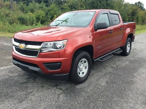 2016 Chevrolet Colorado for sale in Newton, NC
