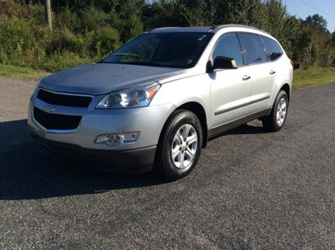2011 Chevrolet Traverse for sale in Newton, NC