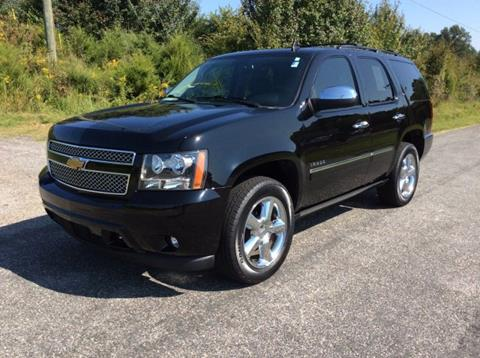 2013 Chevrolet Tahoe for sale in Newton, NC