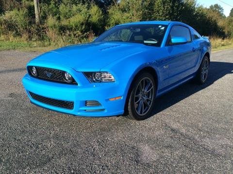 2013 Ford Mustang for sale in Newton, NC