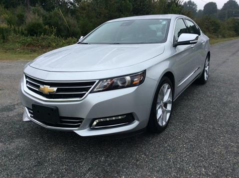 2014 Chevrolet Impala for sale in Newton, NC