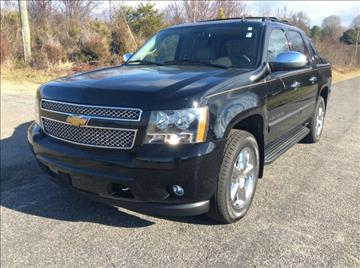 2013 Chevrolet Black Diamond Avalanche for sale in Newton, NC