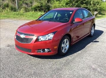 2012 Chevrolet Cruze for sale in Newton, NC