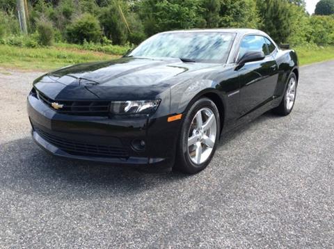 2015 Chevrolet Camaro for sale in Newton NC