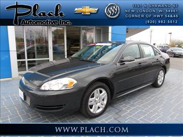 2012 Chevrolet Impala for sale in New London, WI