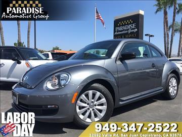2013 Volkswagen Beetle for sale in San Juan Capistrano, CA