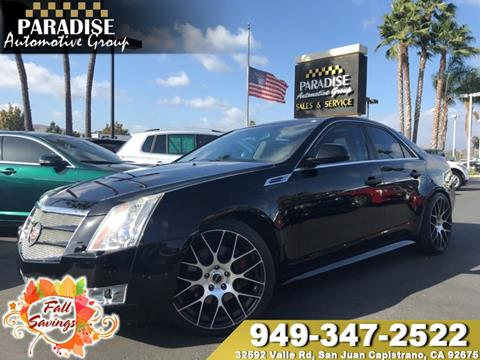 2008 Cadillac CTS for sale in San Juan Capistrano, CA