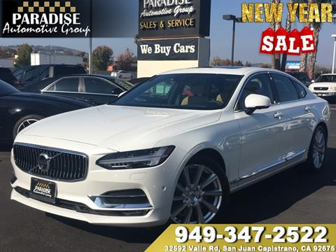 2017 Volvo S90 for sale in San Juan Capistrano, CA