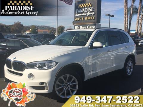 2016 BMW X5 for sale in San Juan Capistrano, CA