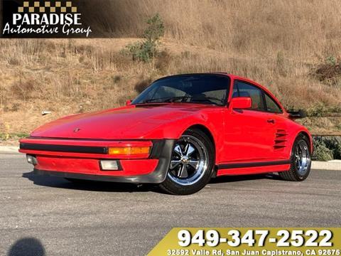 1984 Porsche 911 for sale in San Juan Capistrano, CA