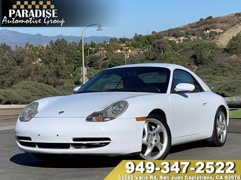 1999 Porsche 911 for sale in San Juan Capistrano, CA