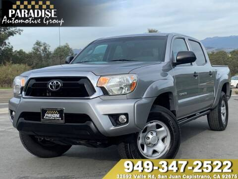 2014 Toyota Tacoma for sale in San Juan Capistrano, CA