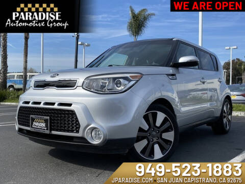 2015 Kia Soul ! for sale at Paradise Automotive Group Inc in San Juan Capistrano CA